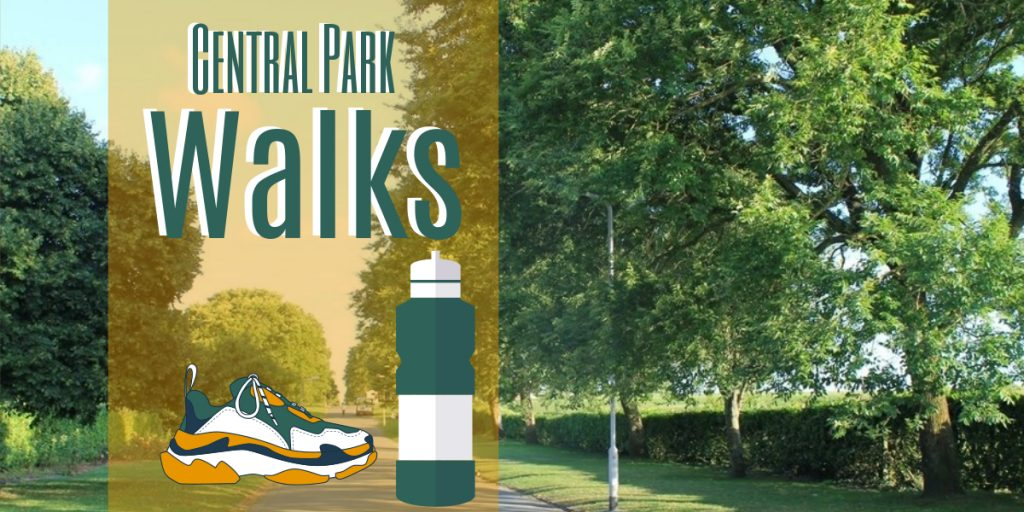 Walk & Talk Plymouth Central Park - Move More