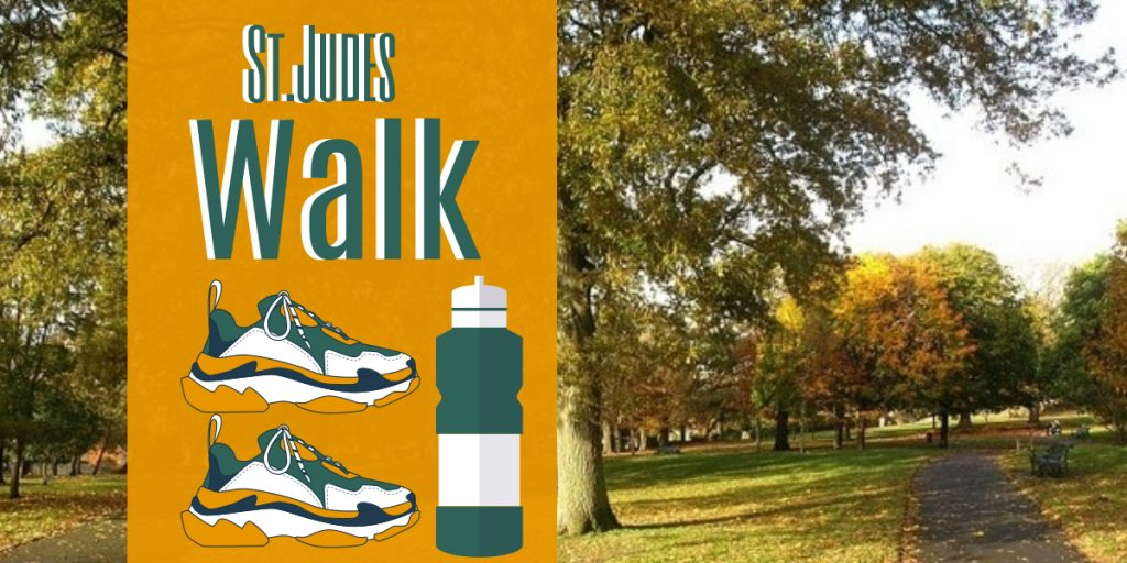 St.Judes Walk Talk & Tea